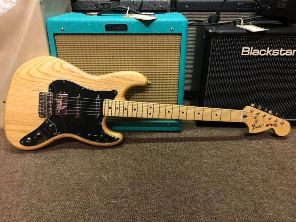 Fender Alternate Reality Sixty-Six - Natural