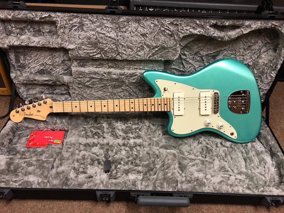 Fender American Professional Jazzmaster LH 3TS