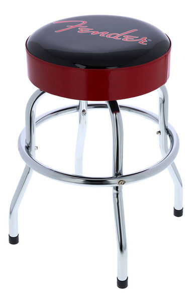 Fender Logo Bar Stool 24""