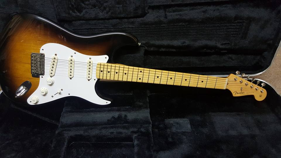 Fender Classic Player 50s Strat