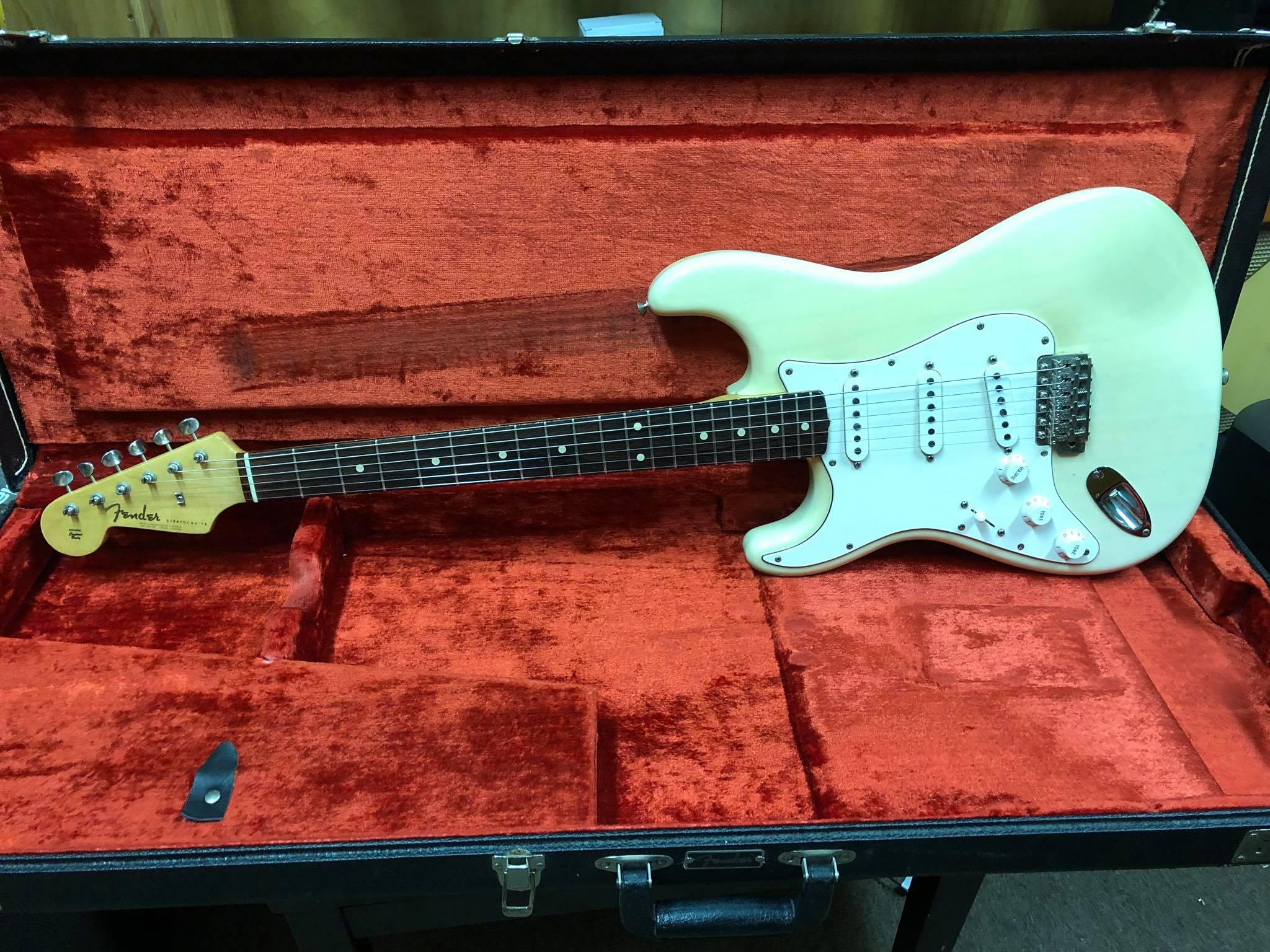 Fender Custom Shop 60's Strat LH
