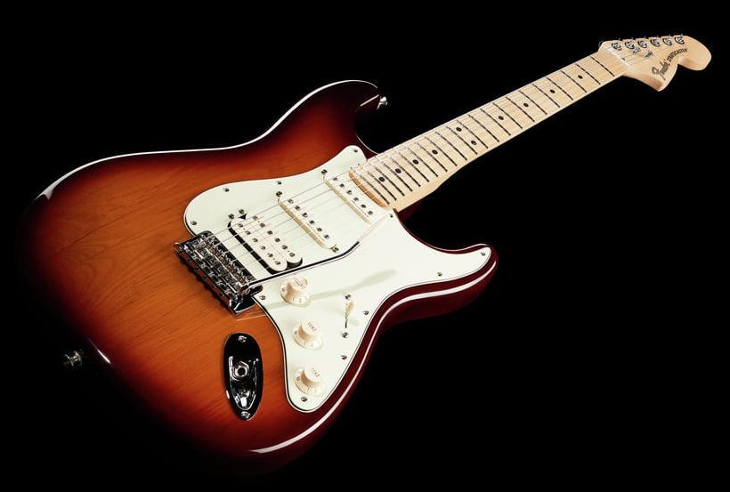 Fender Deluxe Strat Hss Tsb Jimis Music Store