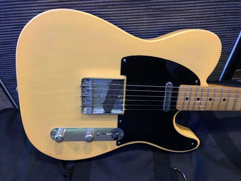 Fender Road Worn 50s Telecaster Jimis Music Store