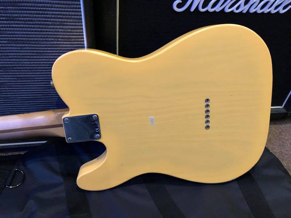 MORE ABOUT ROAD WORNR 50S TELECASTERR The First Fender Workhorse Original Road Warrior Guitar Fenders Long Begins With TelecasterR