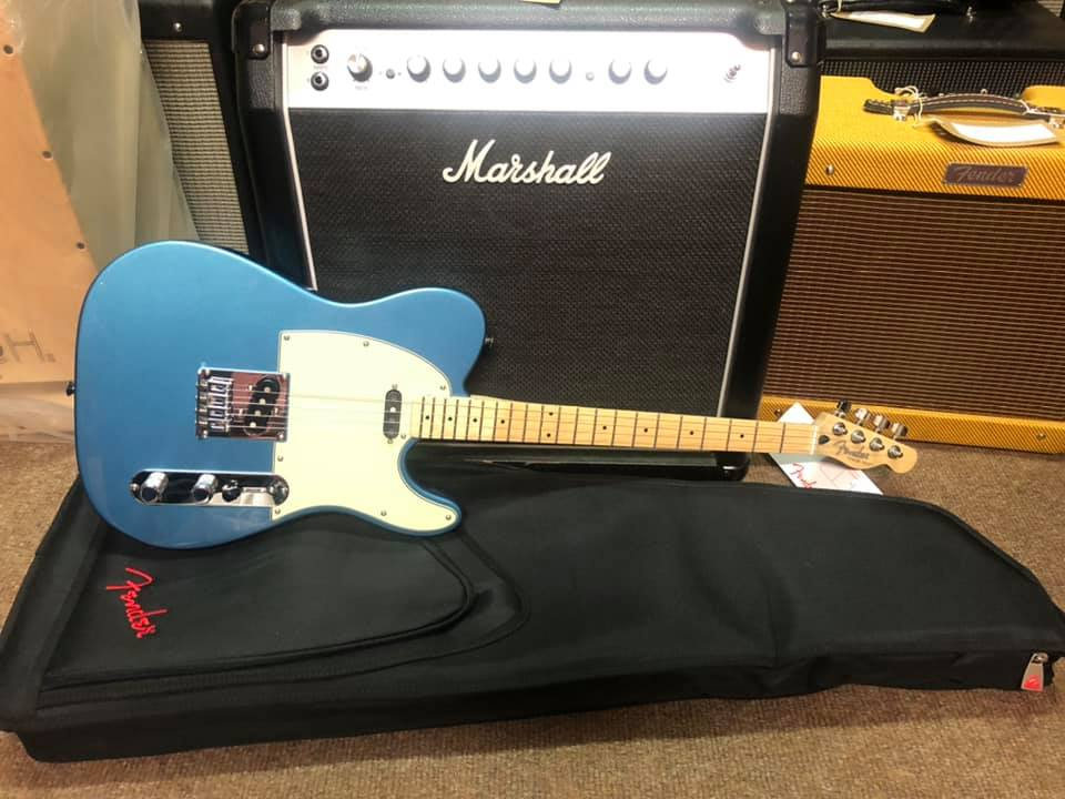 Fender Alternate Reality Tenor Tele - Lake Placid Blue