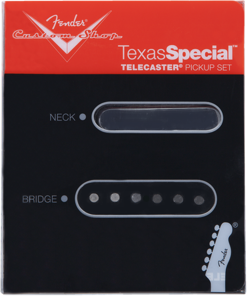 Fender Custom Shop Texas Special Tele Pickup Set  Jimi U0026 39 S