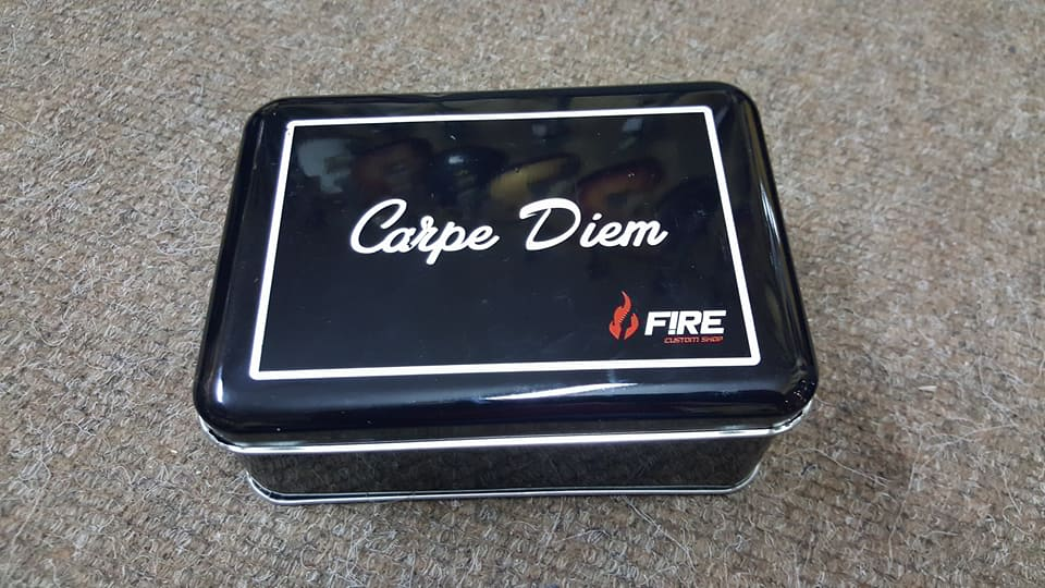 Fire Carpe Diem Overdrive 'That Pedal Show' Special Edition
