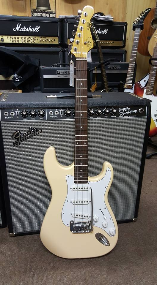 G&L Tribute Series S-500