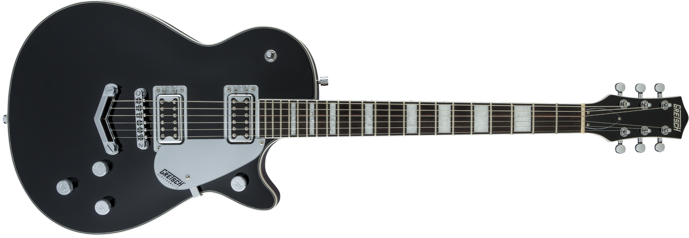 Gretsch G5220 Electromatic Jet BT Single-cut with V-Stoptail Blk