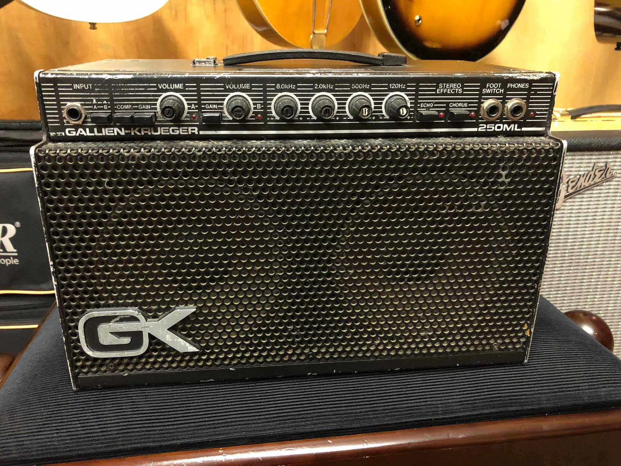 Gallien & Krueger 250ML