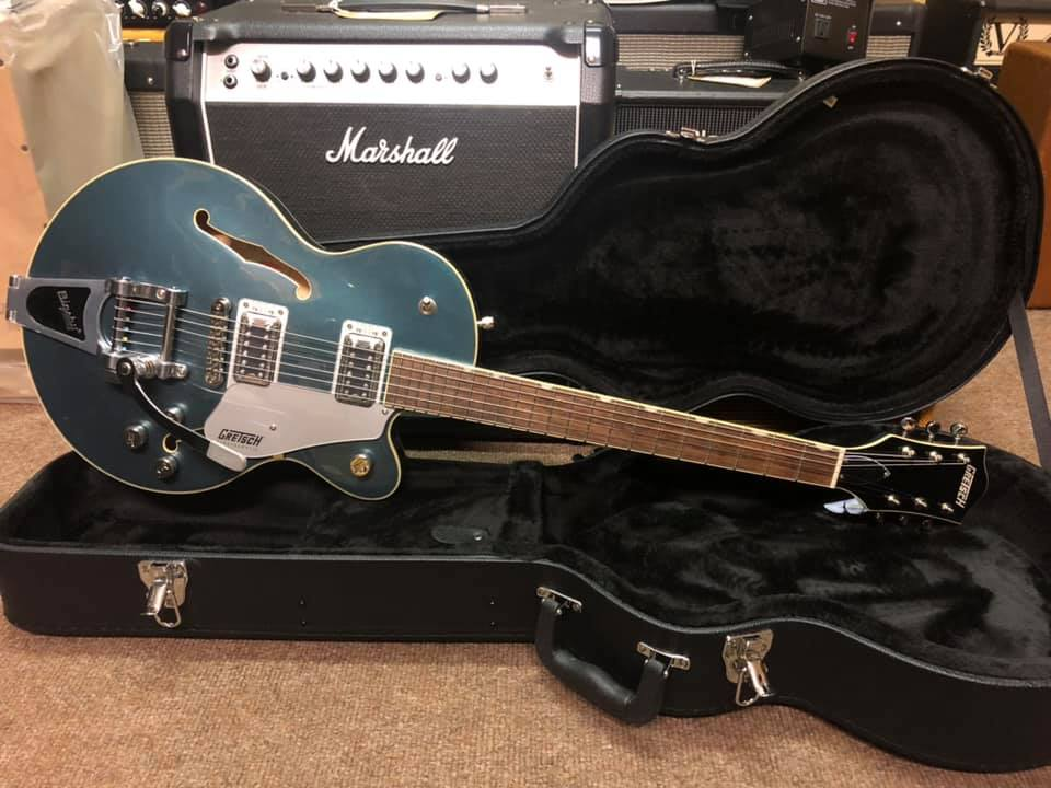 Gretsch G5655T Electromatic - Jade Grey Metallic