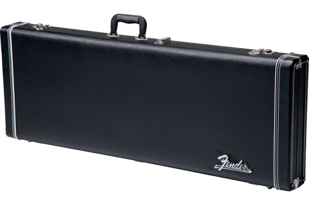 Fender Pro Series Strat/Tele Case Black