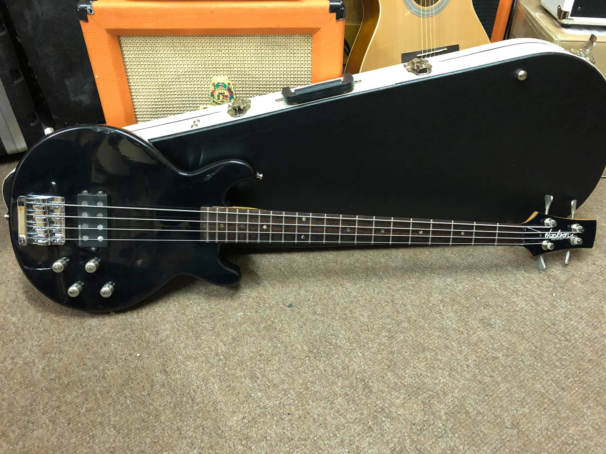 Jackson JJ Bass USA