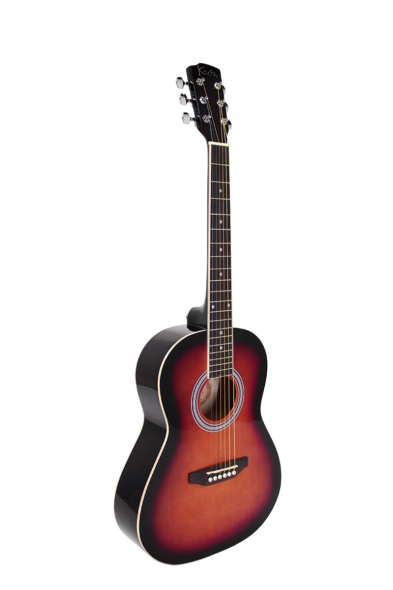 Koda 3/4 size Left Hand Acoustic Guitar Pack
