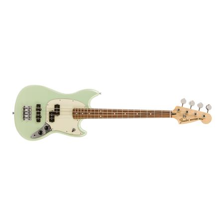 Fender LTD Mustang Bass Surf Pearl