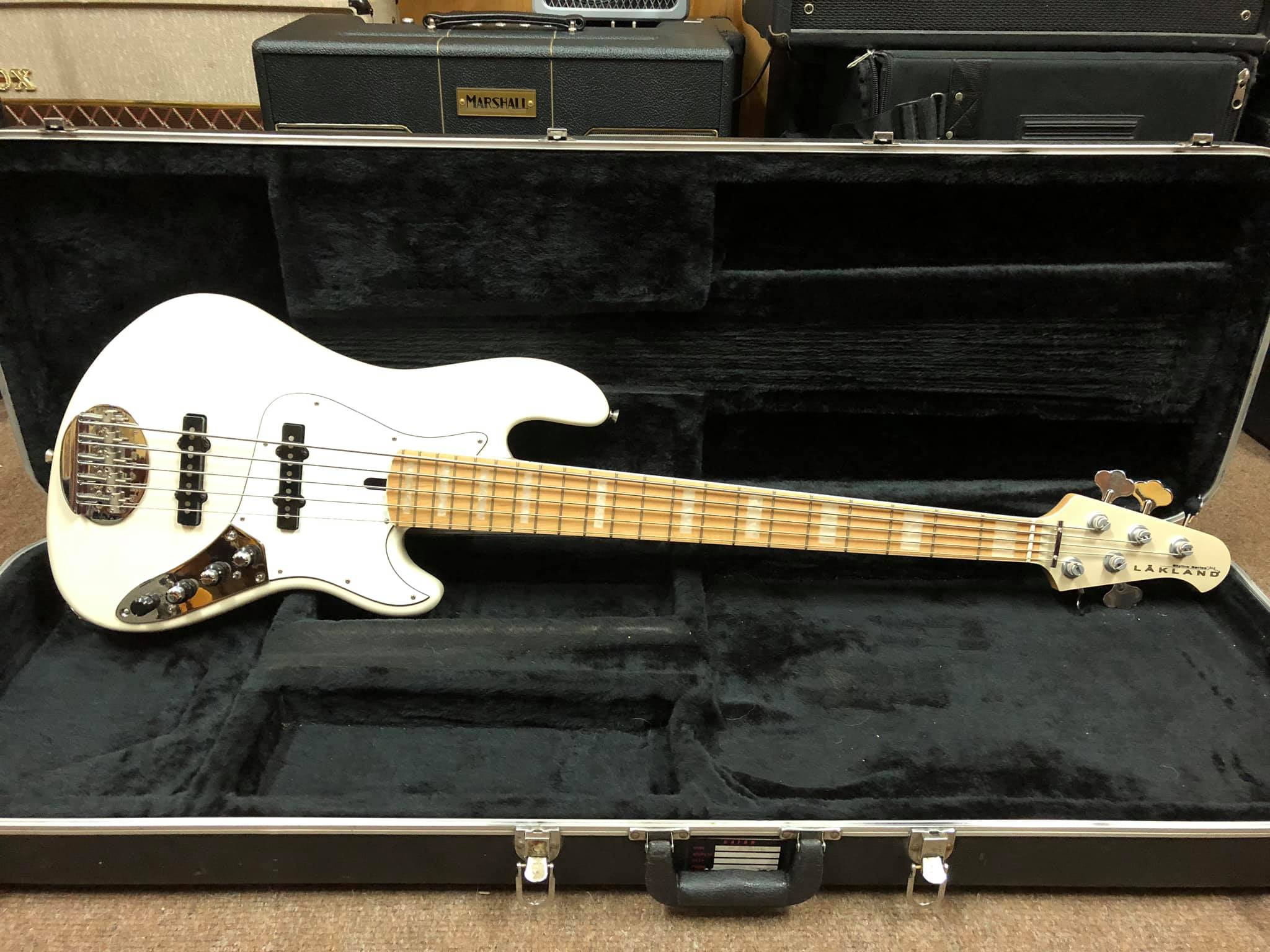 Lakland Skyline Darryl Jones 5 String