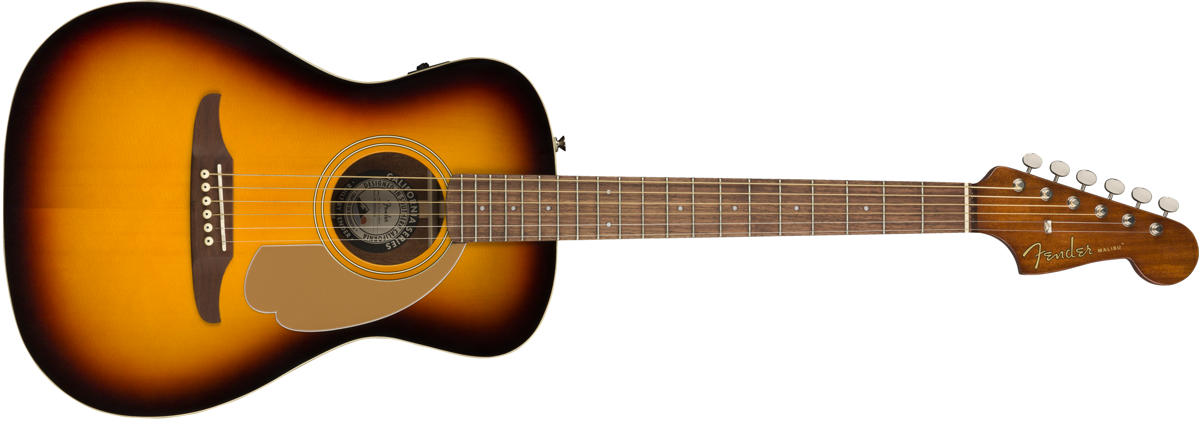 Fender Malibu Player - Sunburst