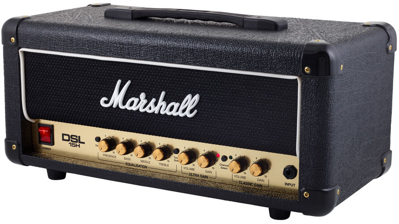 Marshall DSL 15H (ex demo)