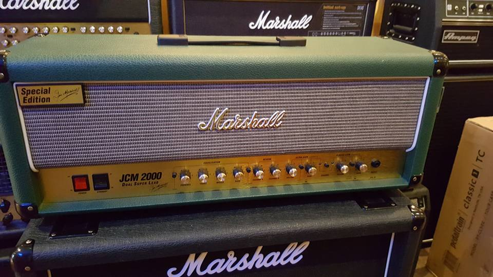 Marshall DSL50 Ltd