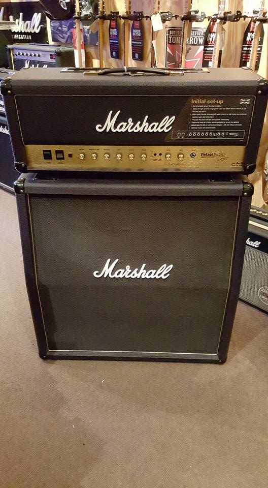 Marshall Vintage Modern 2266 and Cab