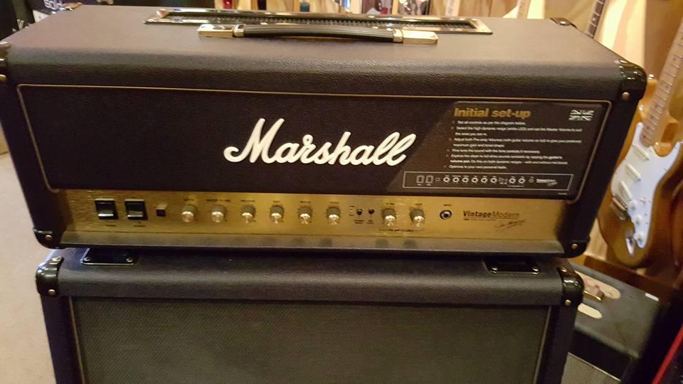 Marshall Vintage Modern 2466 : marshall vintage modern 2466 and 4x12 jimi 39 s music store ~ Russianpoet.info Haus und Dekorationen