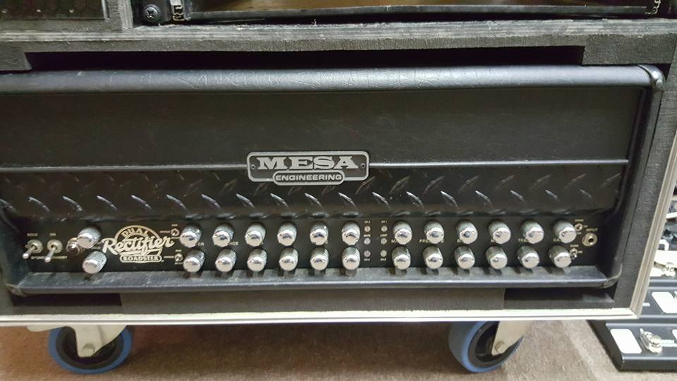 Mesa Boogie Dual Rectifer Roadster