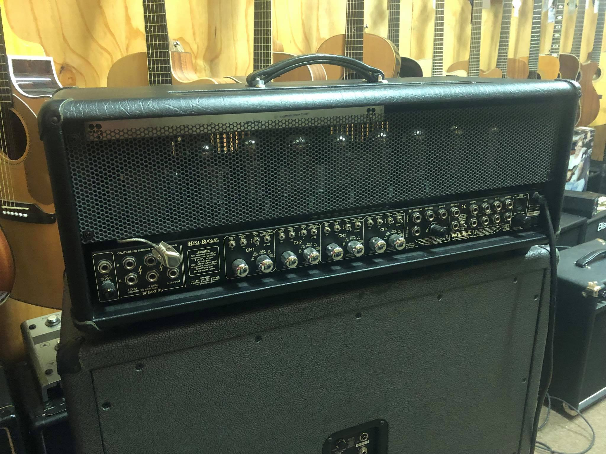 Mesa Boogie Road King II Head Jimi s Music Store