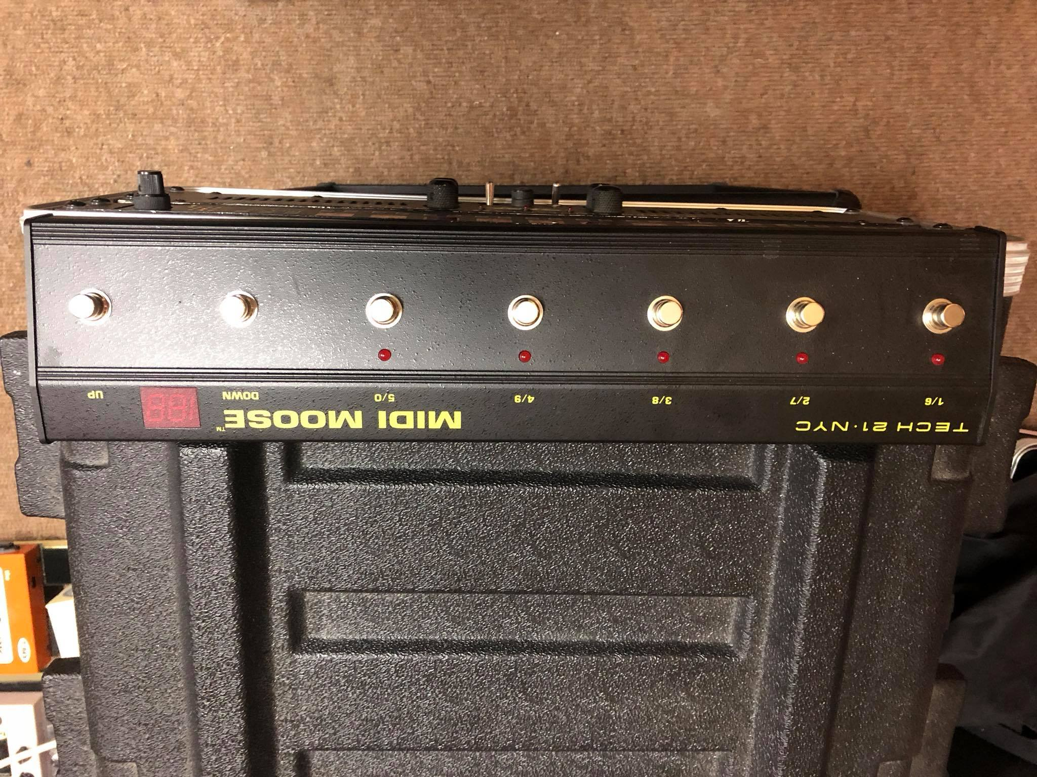Mesa Boogie Tri Axis 2 90 Power Amp Jimi s Music Store