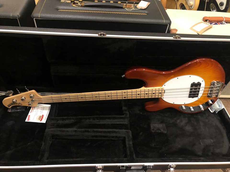 Music Man StingRay LH Bass