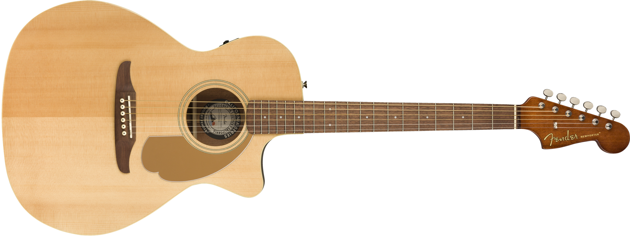Fender Newporter Player - Natural
