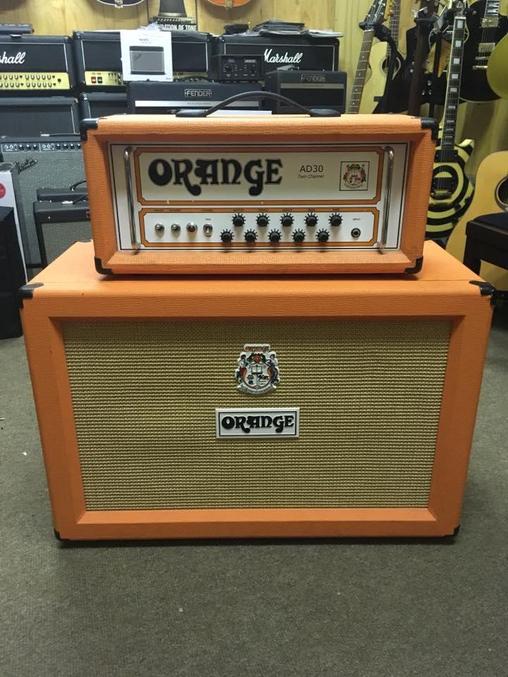 Orange AD-30TC & PPC212