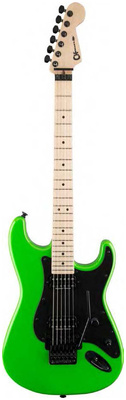 Charvel Pro Mod So-Cal Style 1 Slime Green