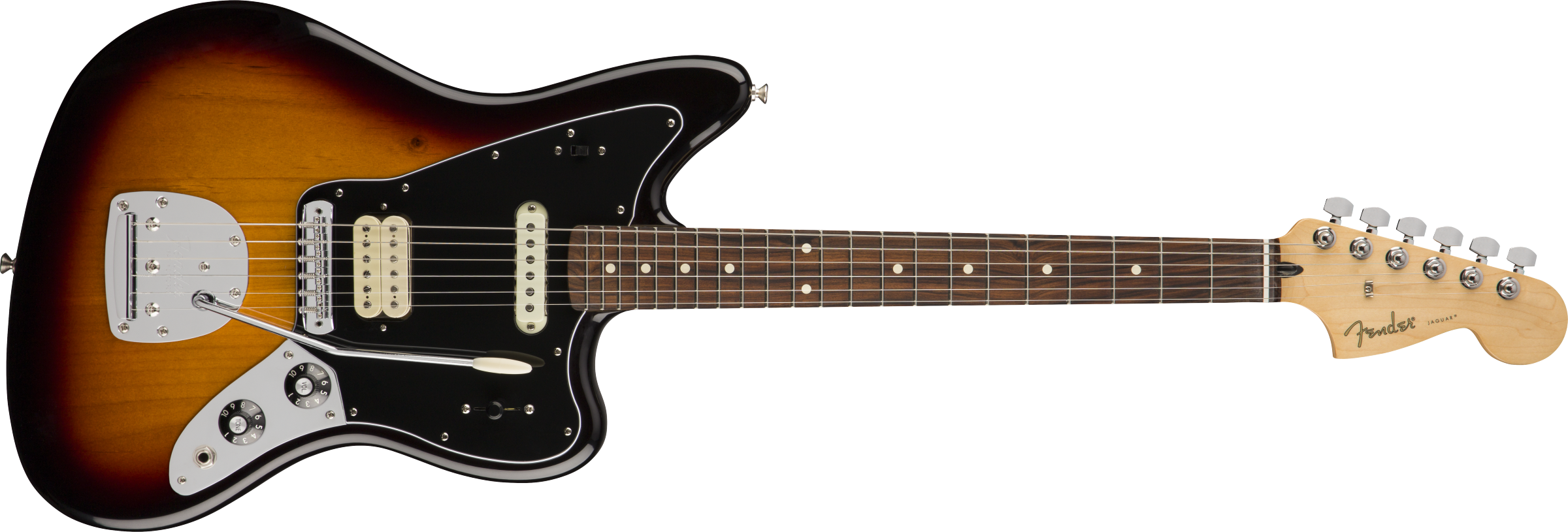 Fender Player Series Jaguar 3TS