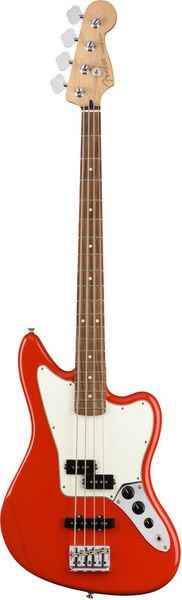 Fender Player Series Jaguar Bass Sonic Red