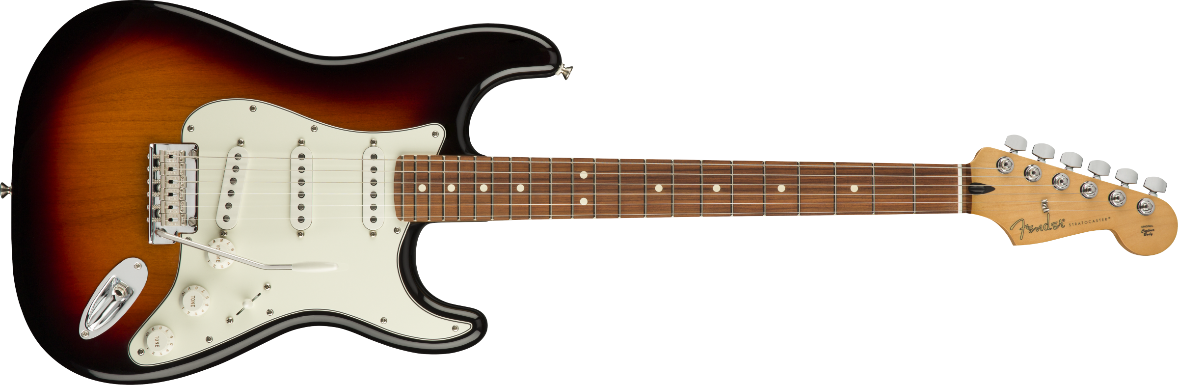 Fender Player Series Strat PF 3TS