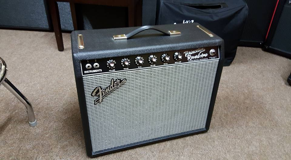 Fender Princeton Reverb (as new)