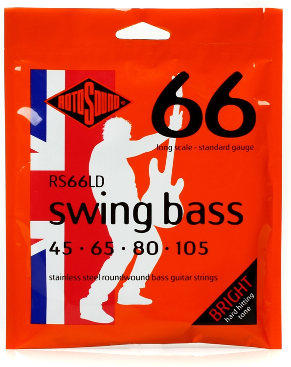 RotoSound Swing Bass Strings RS66LD