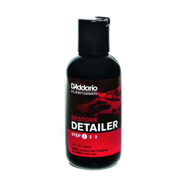 D'Addario Restore - Deep Cleaning Cream Polish