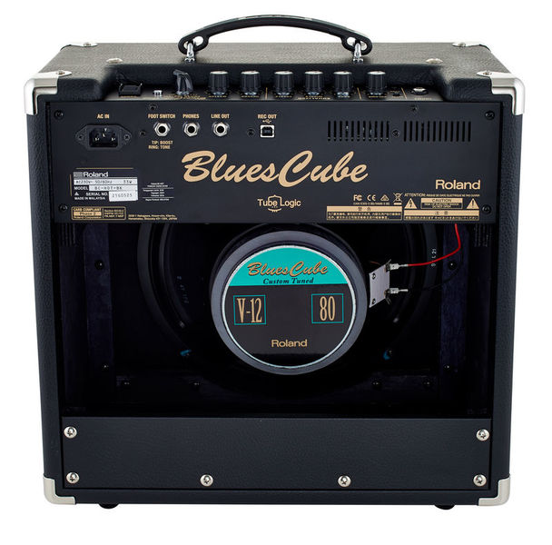 roland blues cube hot bk jimi 39 s music store. Black Bedroom Furniture Sets. Home Design Ideas