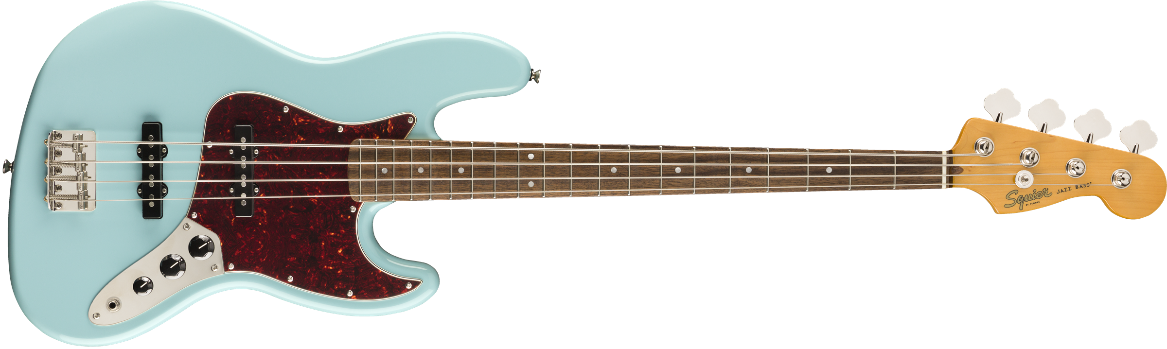 Fender Squier Classic Vibe 60s Jazz Bass DPB