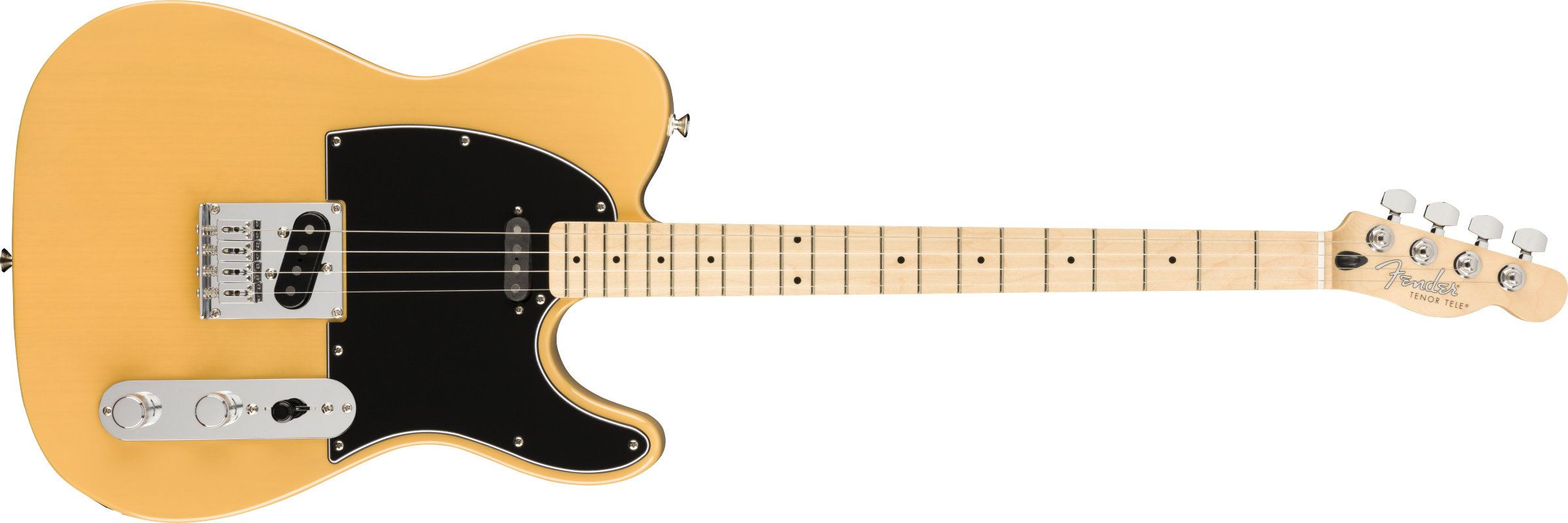 Fender Alternate Reality Tenor Tele - Butterscotch Blonde