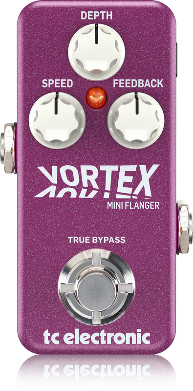 TC Electronic Vortex Flanger Mini