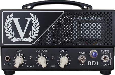 Victory BD1 Rob Chapman Signature Head