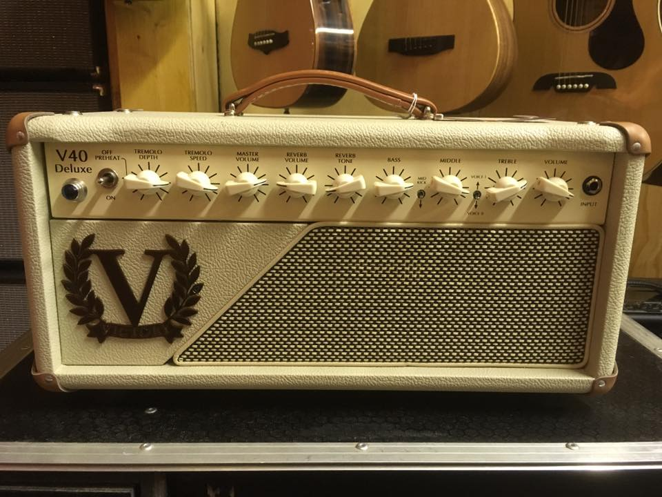 Victory V40 Deluxe Head