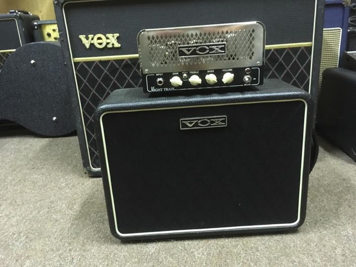 Vox V110NT & Vox Lil' Night Train (NT2H)