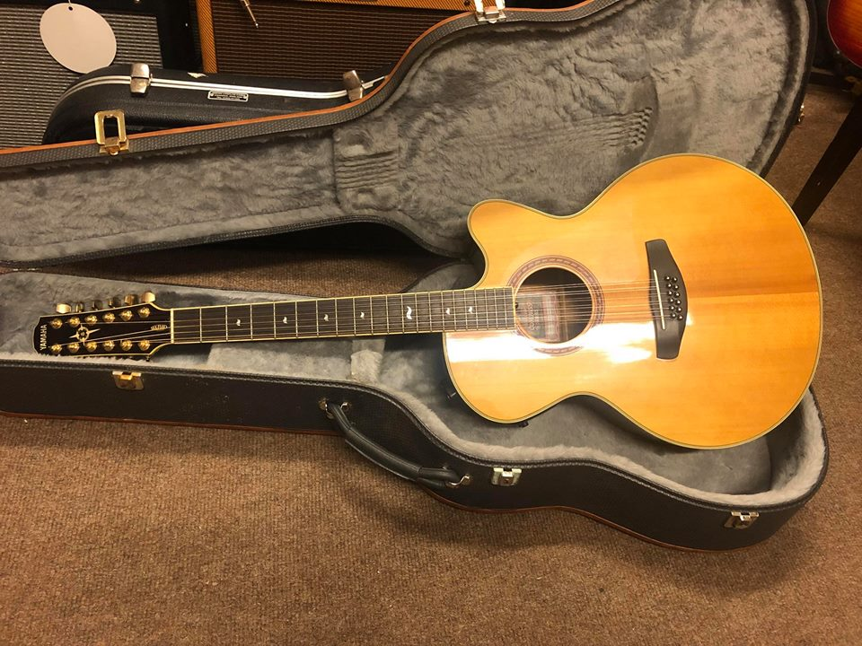 Yamaha Compass CPX-8-12 string