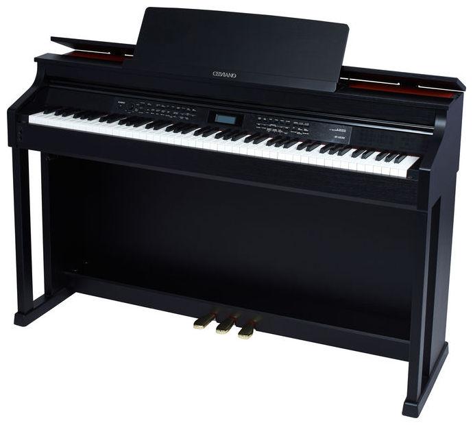 casio ap 650 mbk celviano digital piano jimi 39 s music store. Black Bedroom Furniture Sets. Home Design Ideas