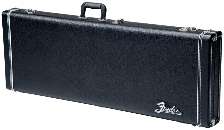 Fender Pro Series Jazzmaster/Jaguar Case Black