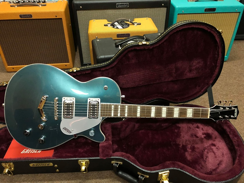 Gretsch G5220 Electromatic Jet BT Single-cut with V-Stoptail JGM