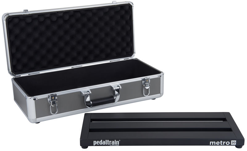 Pedaltrain Metro 20 with Hard Case